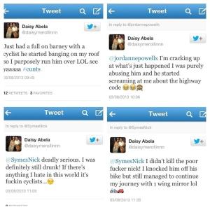 Daisy Bela Tweets